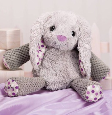 "Roosevelt, Scentsy's new Charitable Cause Buddy benefiting the March of Dimes' ""imbornto"" campaign"