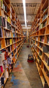 Heaven, also known as Powell's Books in Portland, Oregon