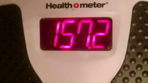 """""""Weigh-in Wednesday"""" - 11/5/14"""